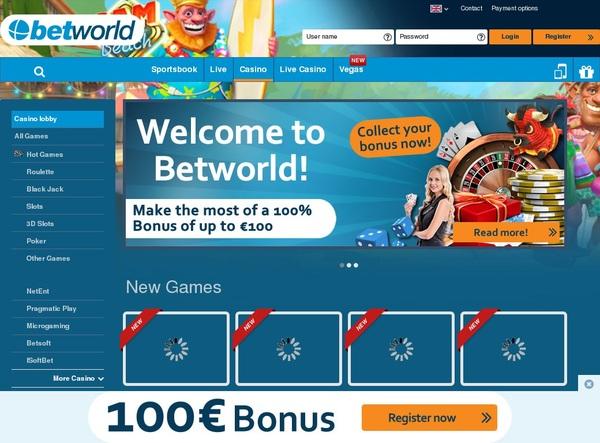 Betworld American Express