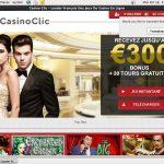 Casino Clic Deposit Bonus