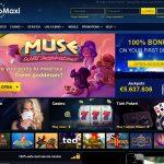 Casinomaxi Games App