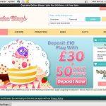 Cupcake Bingo Desktop