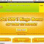 Honeybees Bingo No Deposit