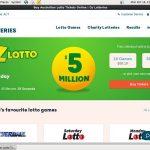 Oz Lotteries App