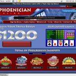 Phoenician Casino Prizes