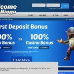 Rejoignez Welcome Bingo