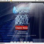Sapphire Rooms 300 Bonus