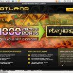 Slotland Erfahrungen