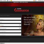 Super Gaminator Visa