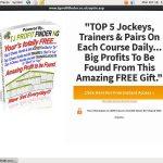 Tjprofitfinder Jackpots