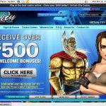 Virtualcitycasino Bet Free