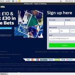 William Hill Sports Iphone App