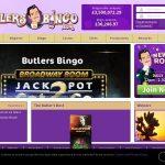 Butlers Bingo No Deposit Bonus Code
