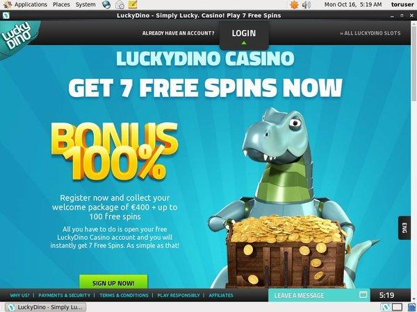 Lucky Dino Gaming