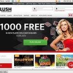 Red Flush Free Bonus No Deposit