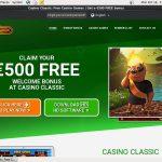 Casino Classic Deal