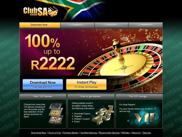 Clubsacasino Deposit Bonus