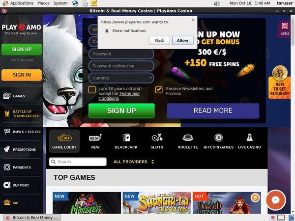 Live Casino Uk Amocasino