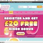 Little Miss Bingo Online Casino Spiele