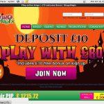 Bingomagix Casino Bonus Code