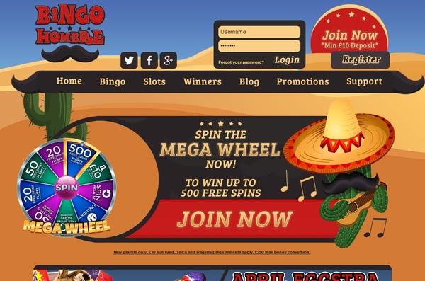 bingohombre Casino