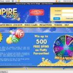 Empire Bingo Prepaid Card