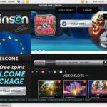 Spinson Online Casino App