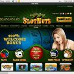 Slot Nuts Bank Transfer