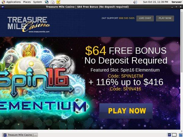Treasure Mile Best Online Slots