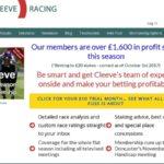 Cleeve Racing Cubits