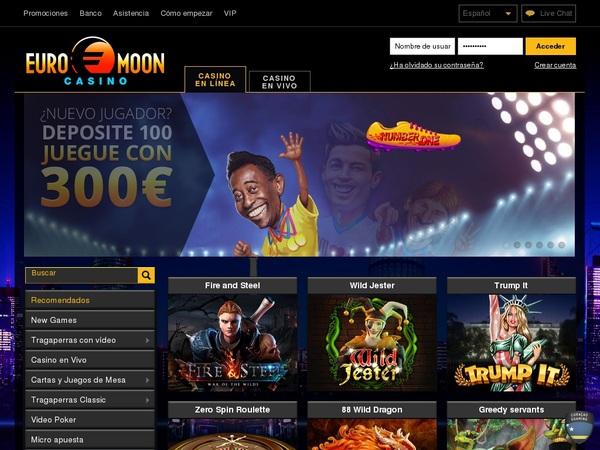 Euromoon Free Bet